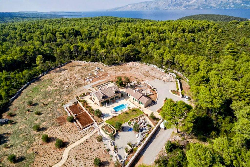 estate living croatia
