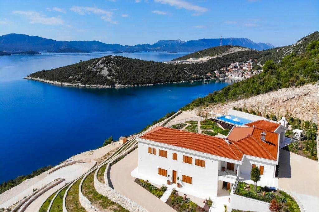 estate living in croatia, croatia sotheby's