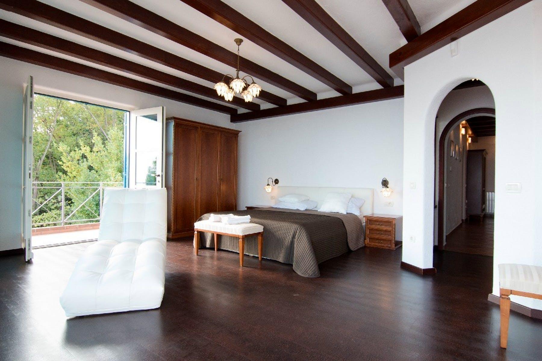 Dvokrevetna soba s terasom