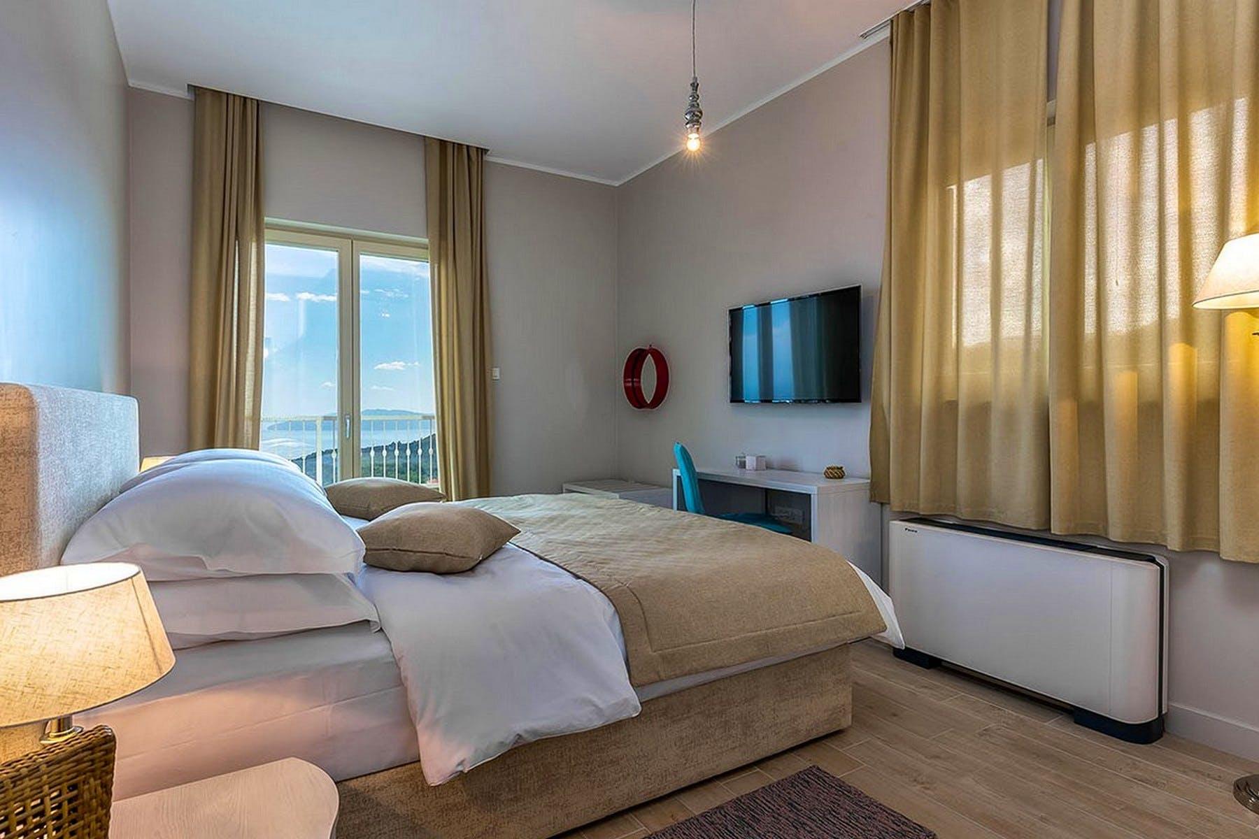 Dvokrevetna soba idealna je za kvalitetan odmor