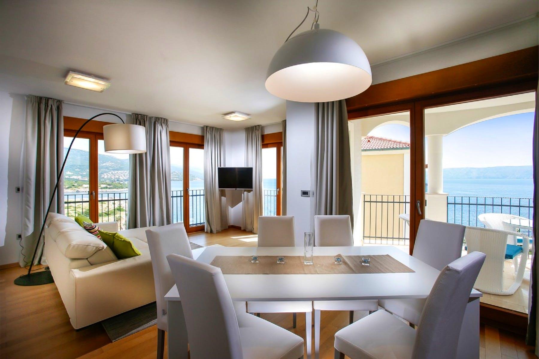 Modernly designed living space