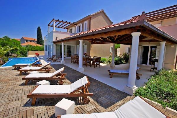 Luxurious villa Nautica