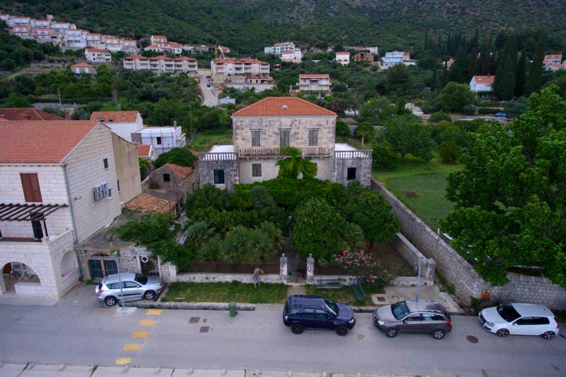 Amazing, historical, stone villa