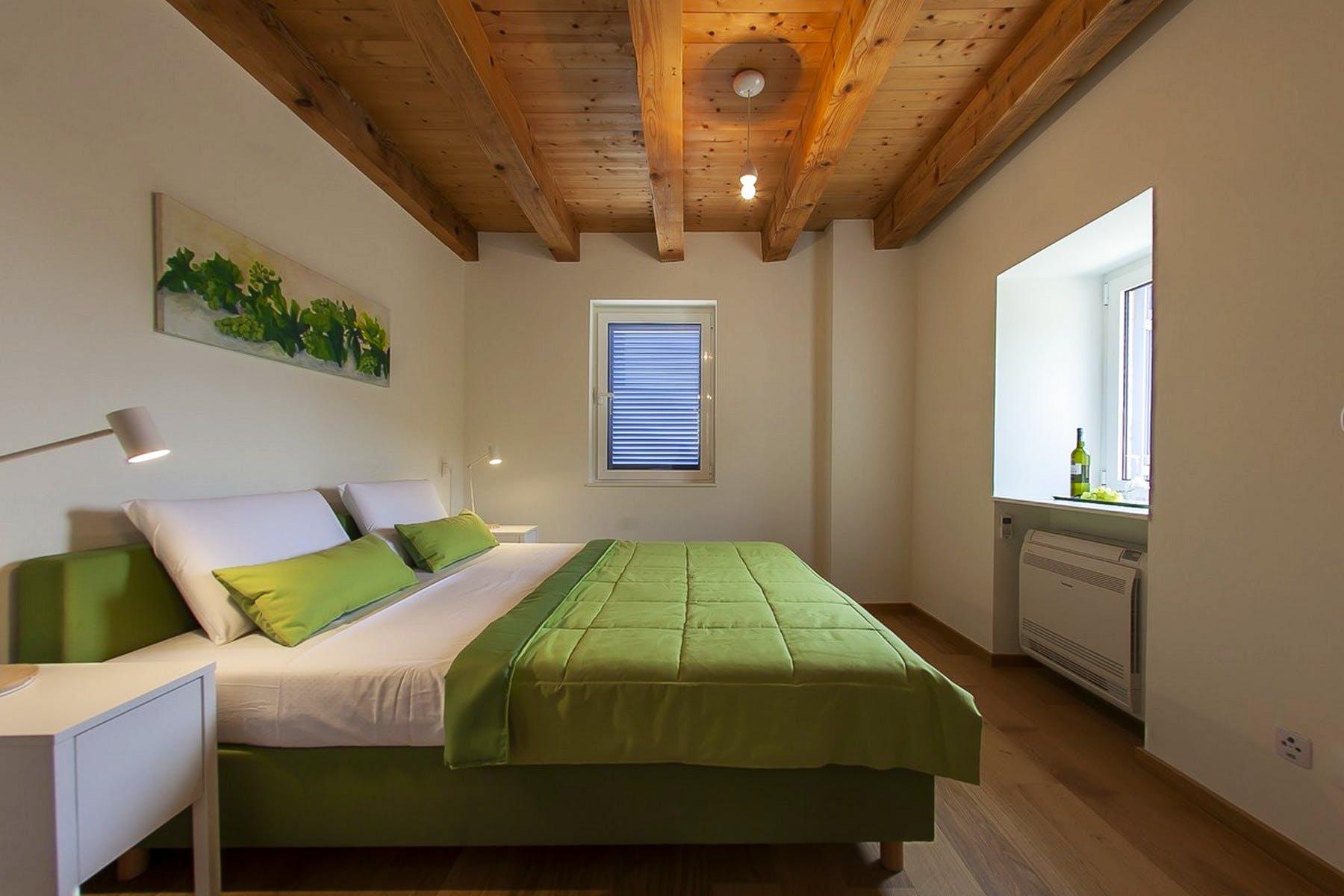 Druga dvokrevetna spavaća soba