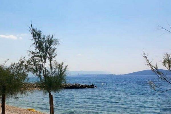 Prime, beachfront location
