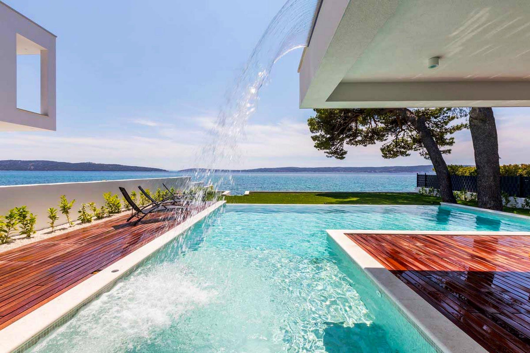 Amazing private pool
