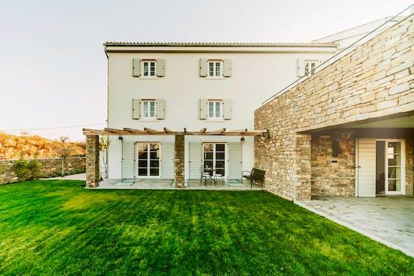 Istrian stone villa