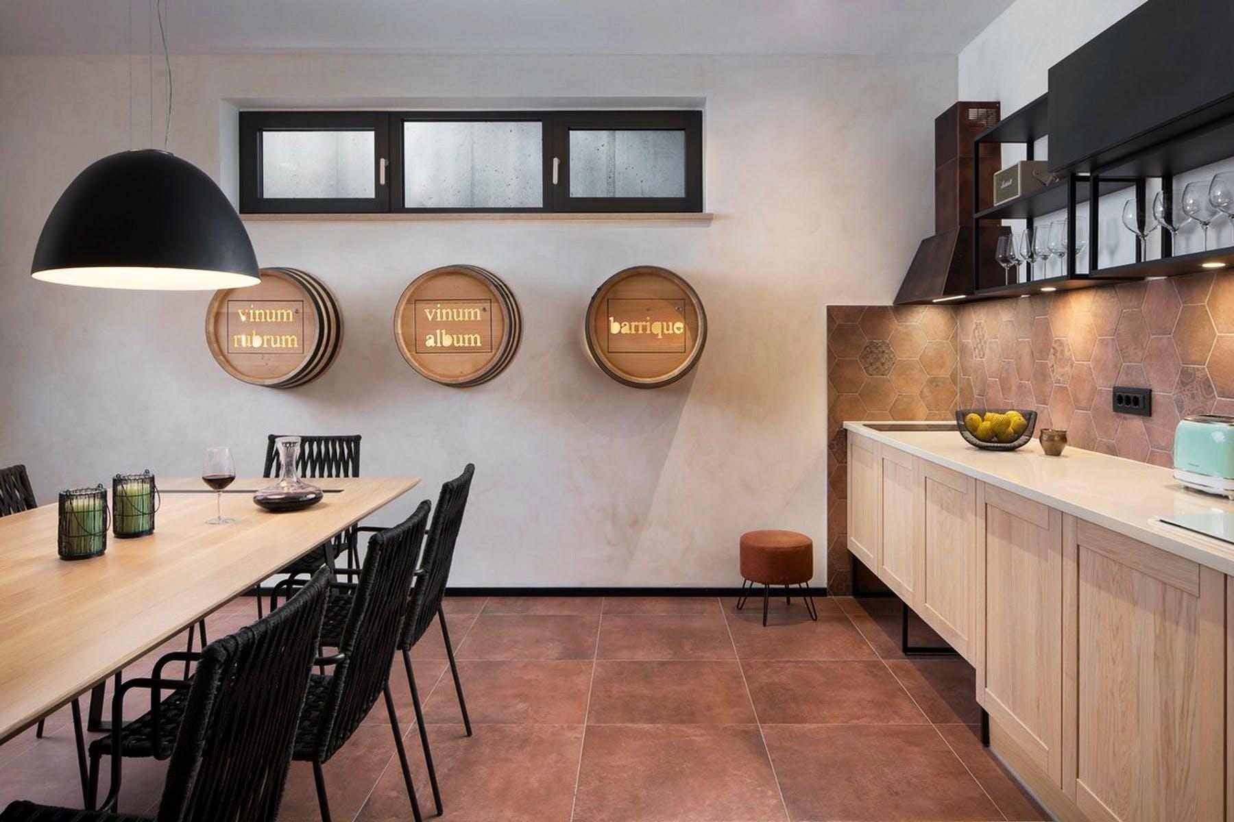 High-end interior design