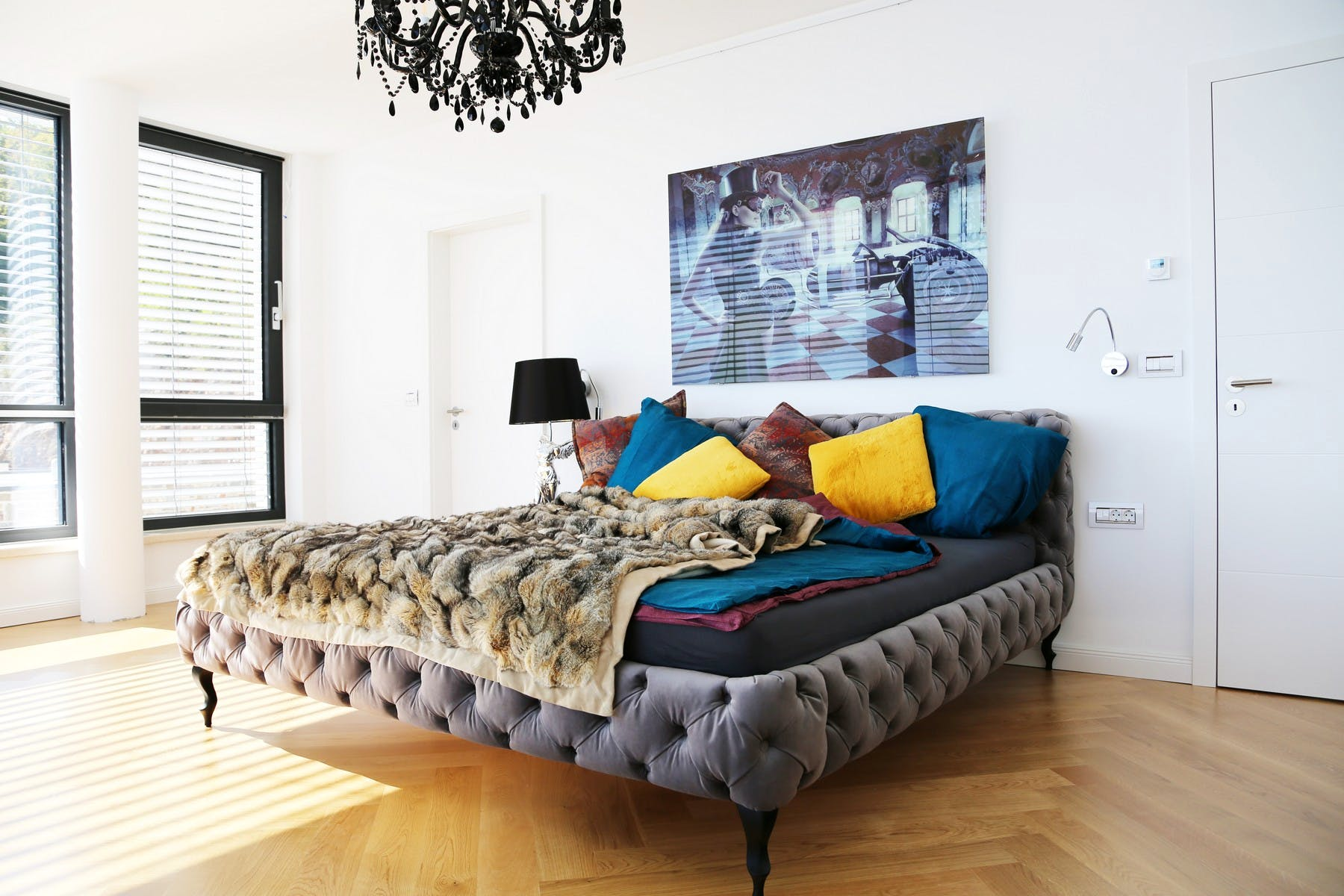 Centralna spavaća soba