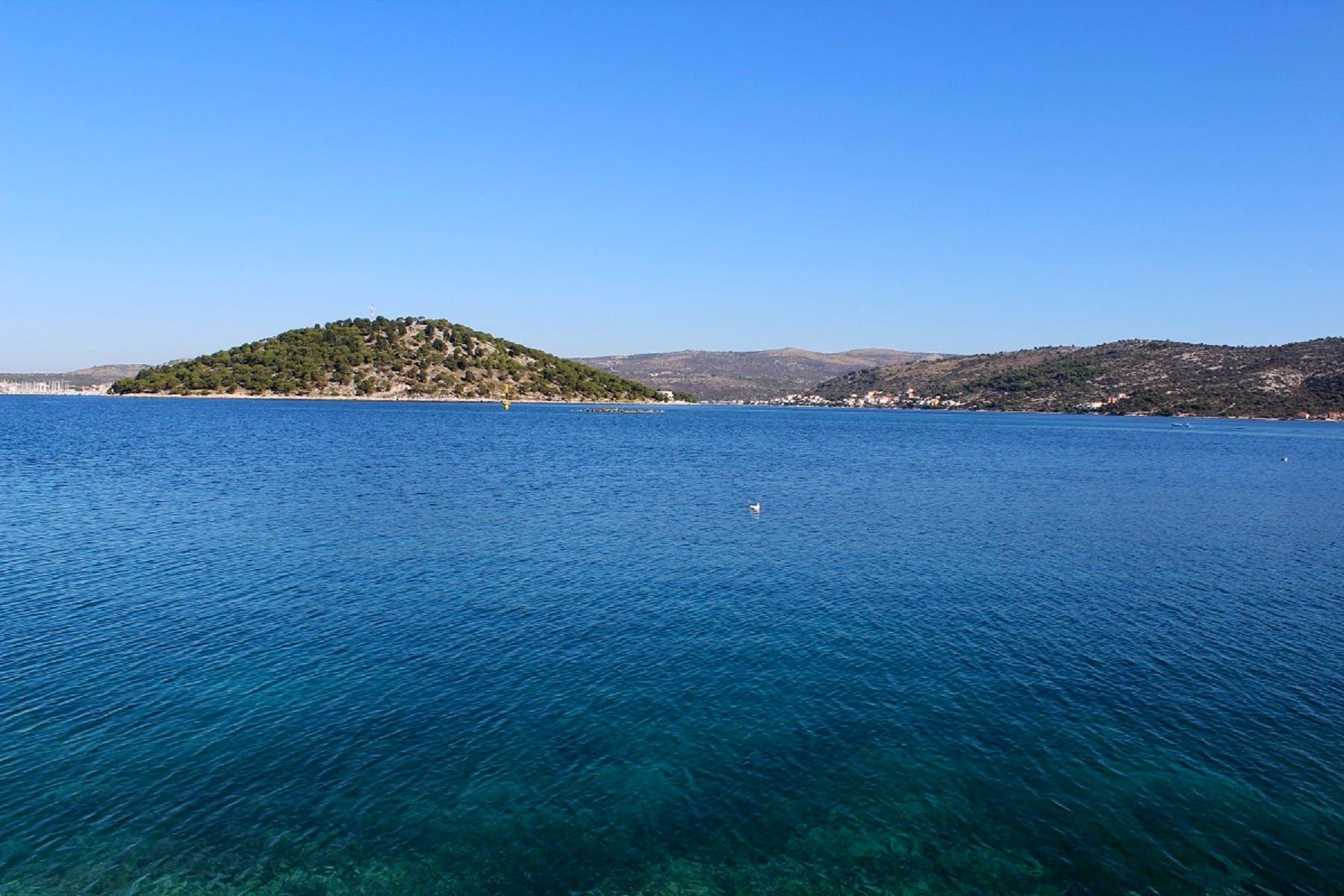 Predivan pogled na more