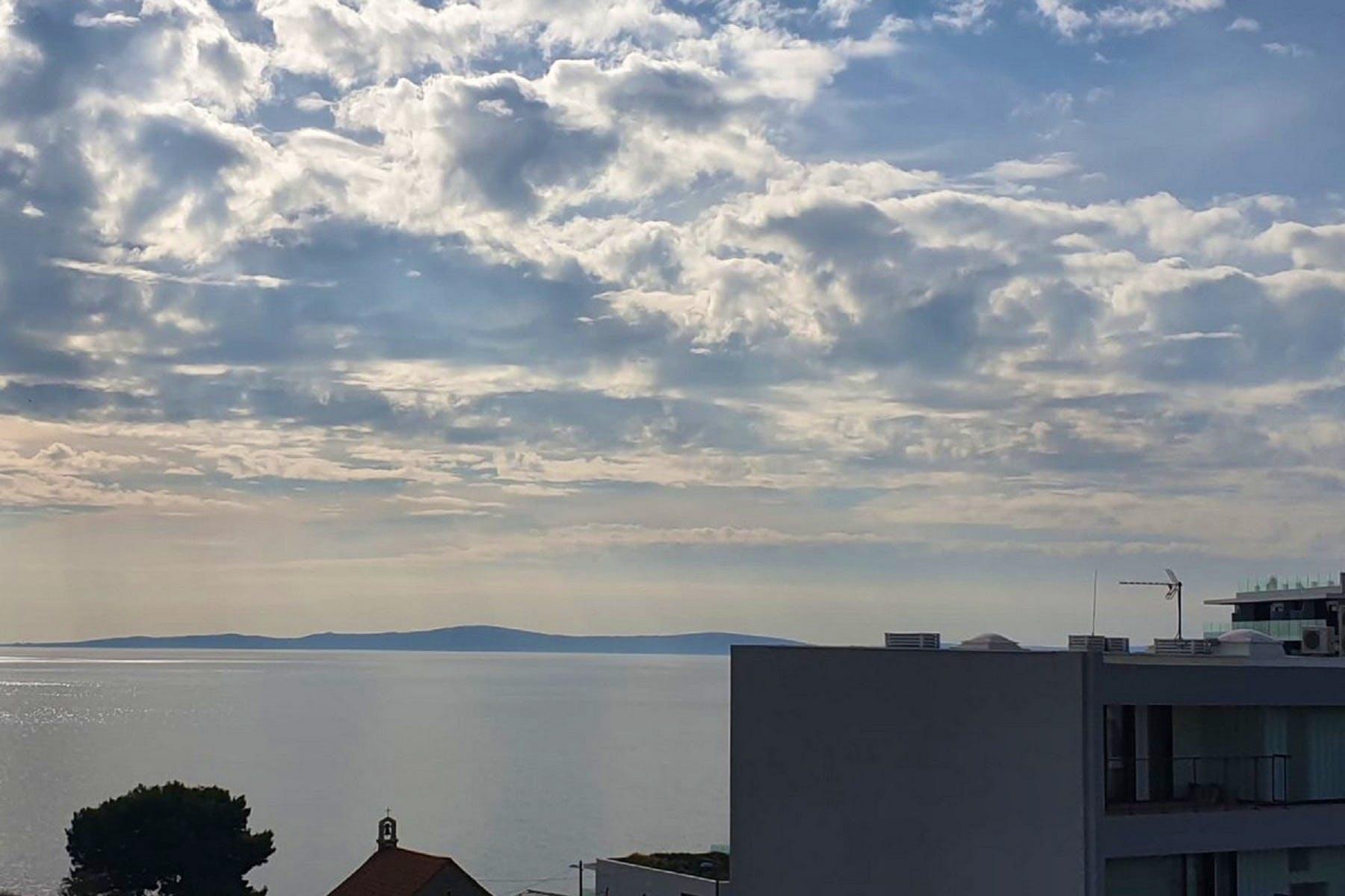 Amazing seaview