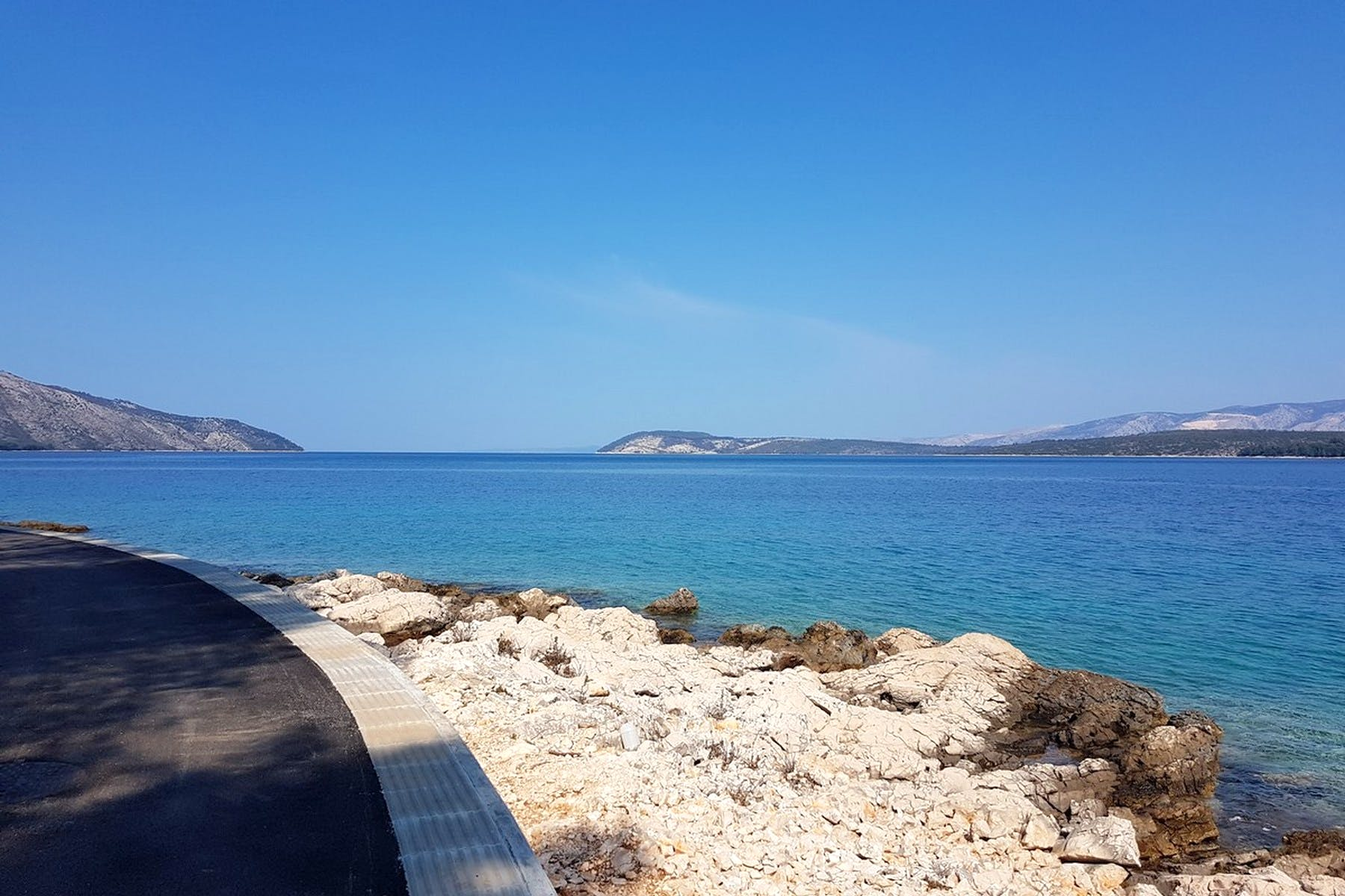 Plavo nebo i plavo more