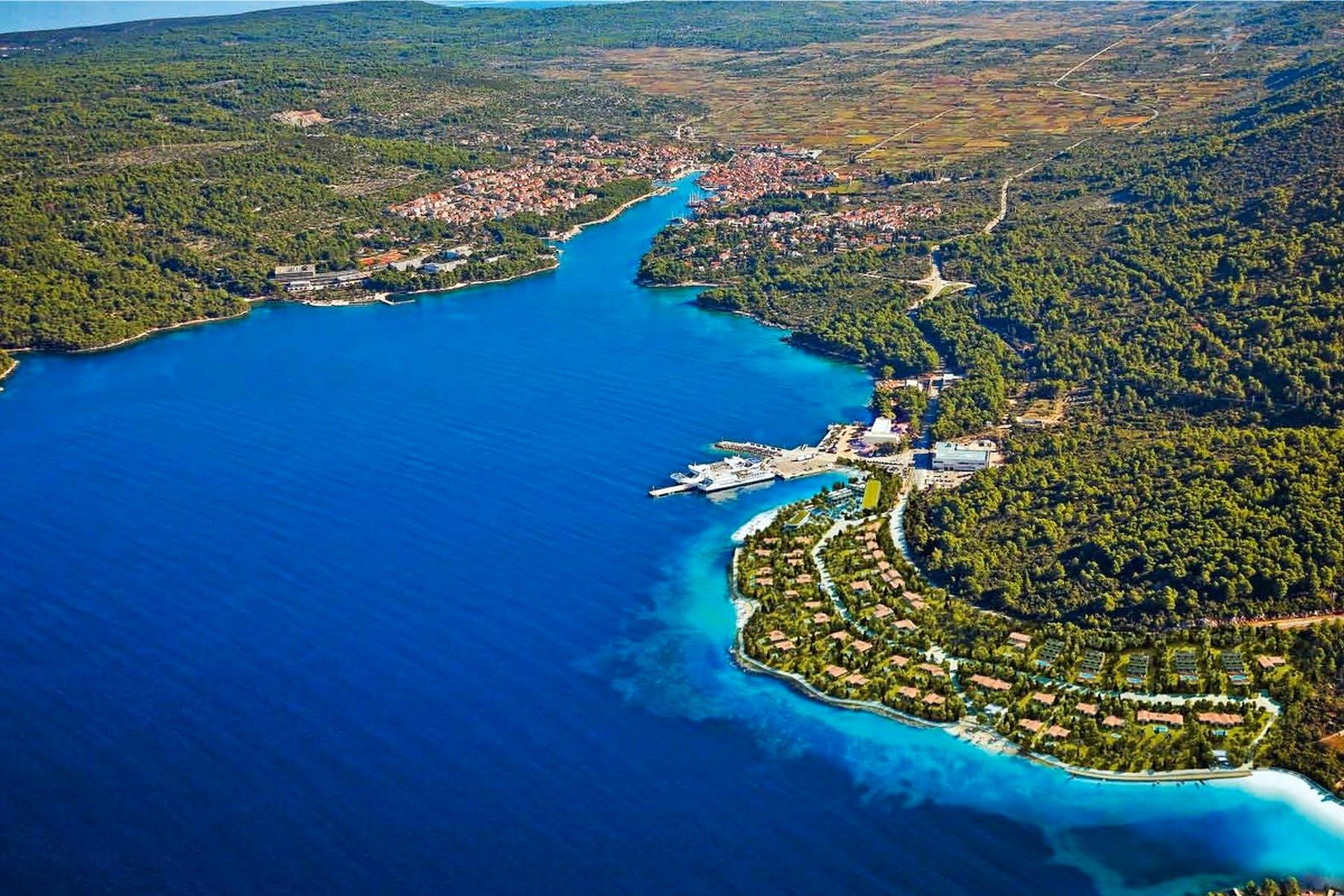 Lokacija na Jadranu