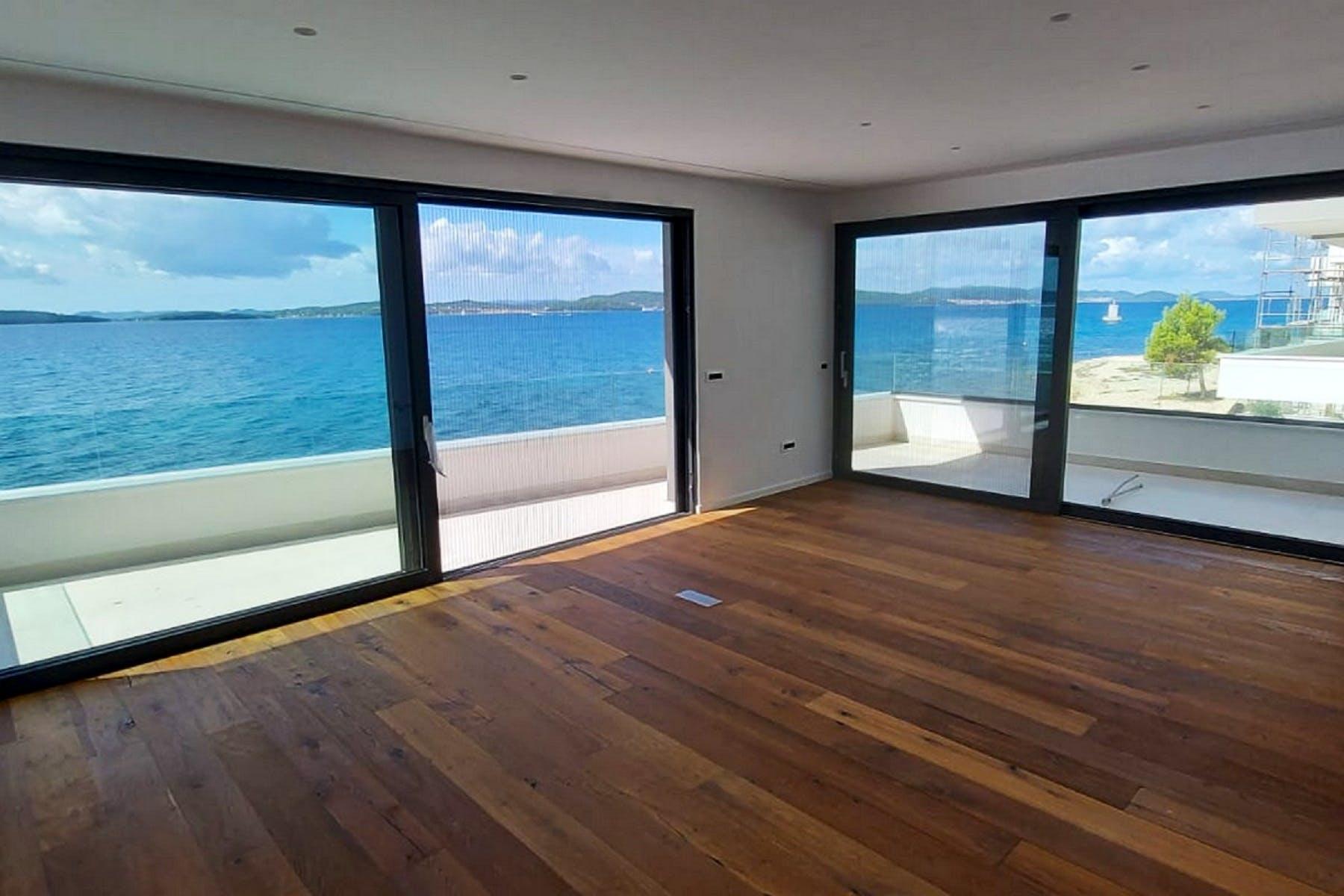 Do 95 m2 životnog prostora po apartmanu