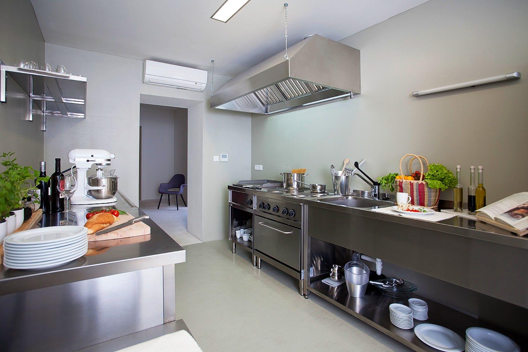 Potpuno opremljena kuhinja