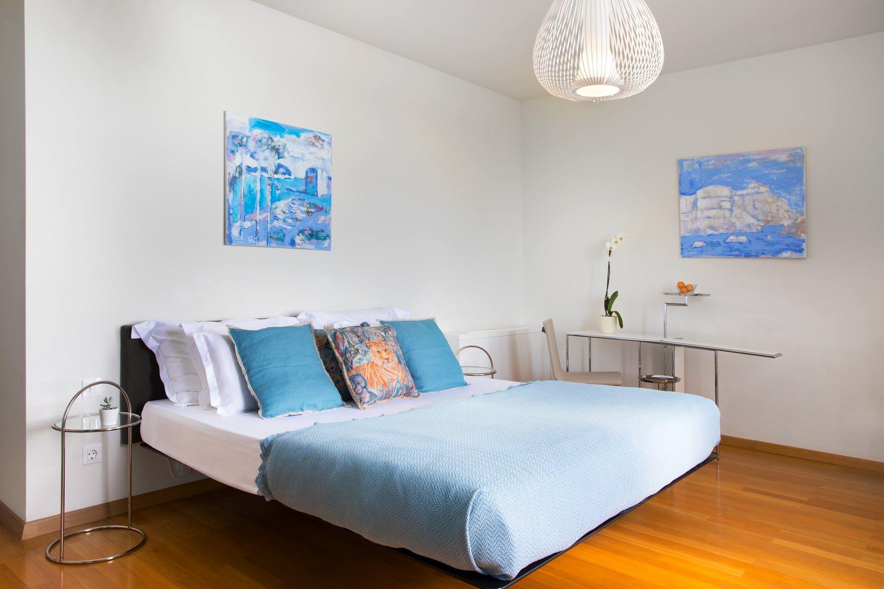 Ugodna i komforna spavaća soba