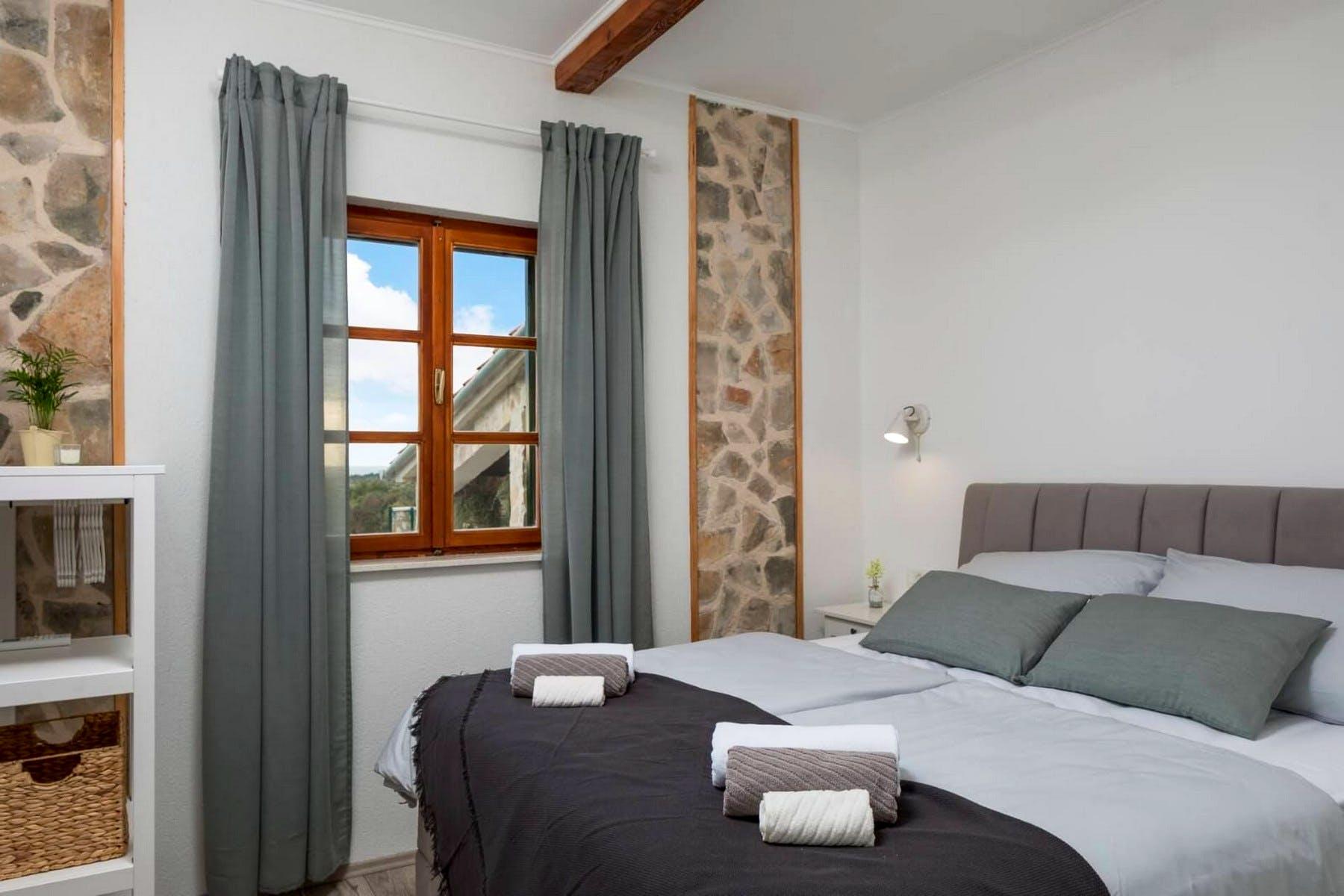 Udobna en-suite spavaća soba