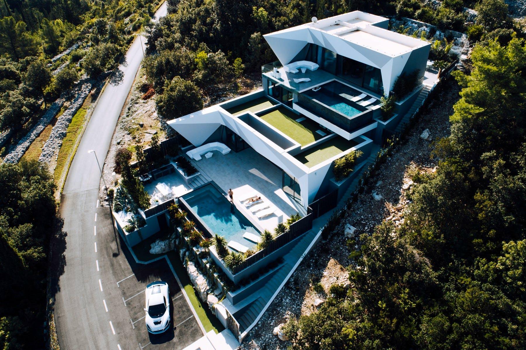 Luxury villa on the island of Korčula for sale