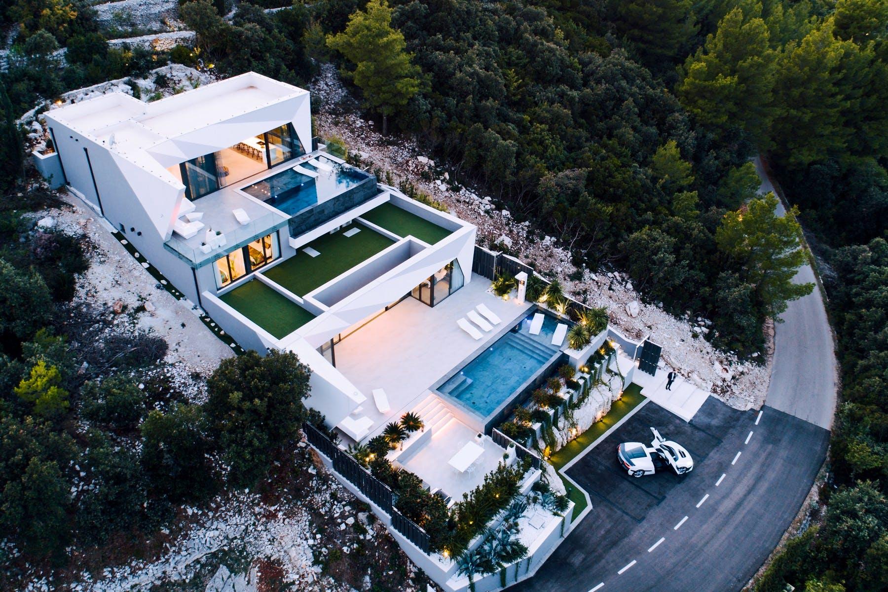 Unique property on Korčula for sale