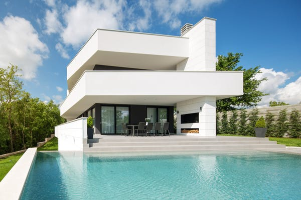 Luxurious villa for rent with private pool