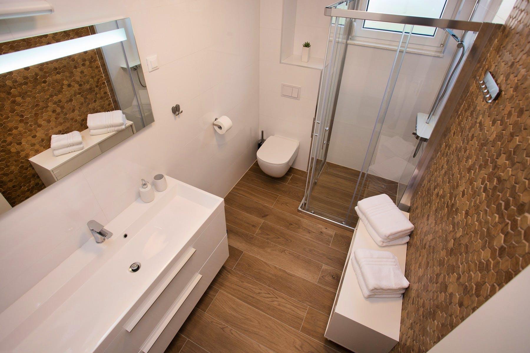 Soothing batroom