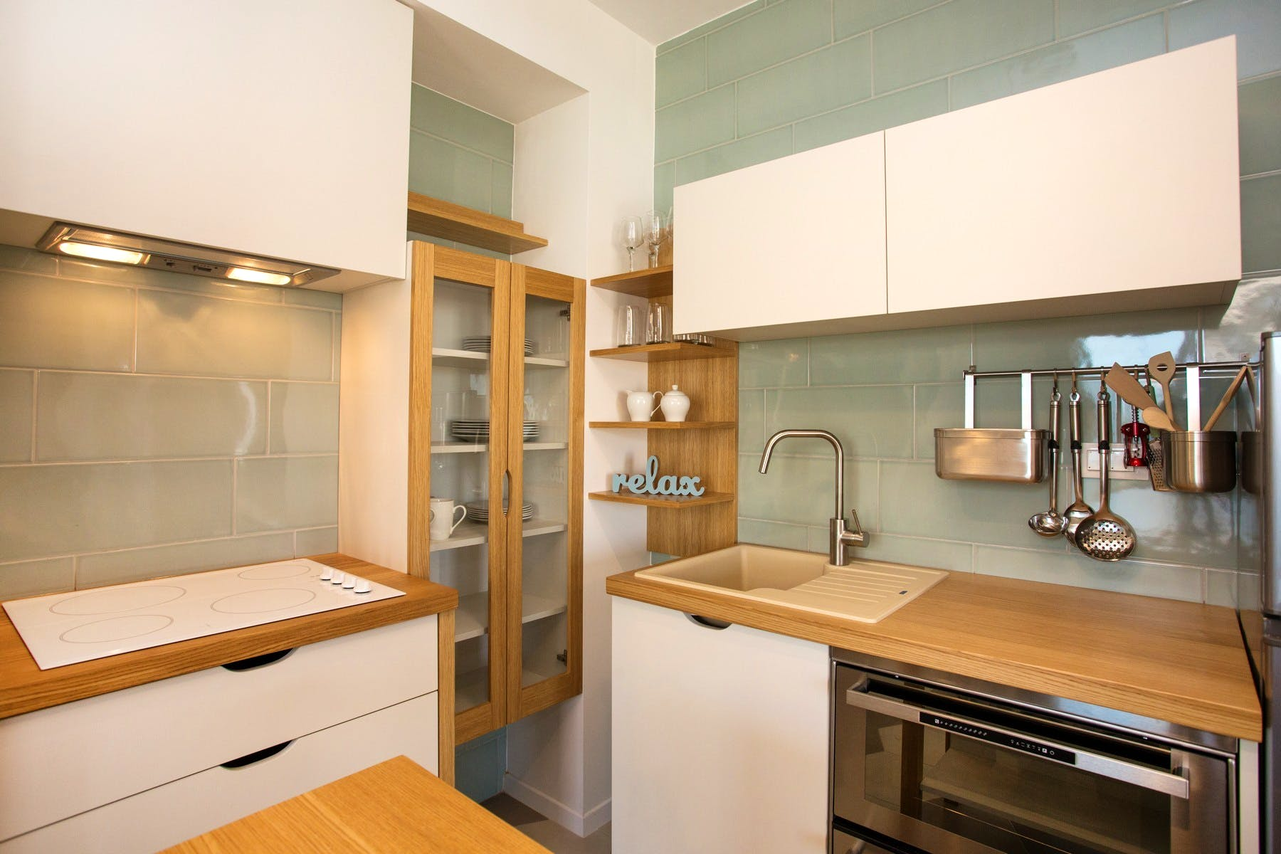 Fully fittet kitchen
