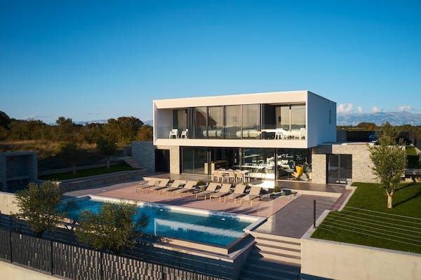 Newly built villa in Zadar for sale