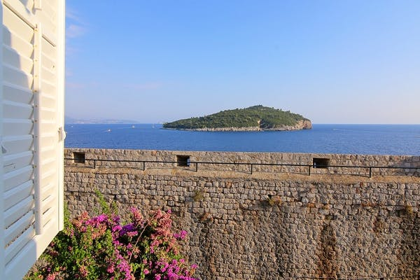 Apartment in Dubrovnik with stunning sea view for sale