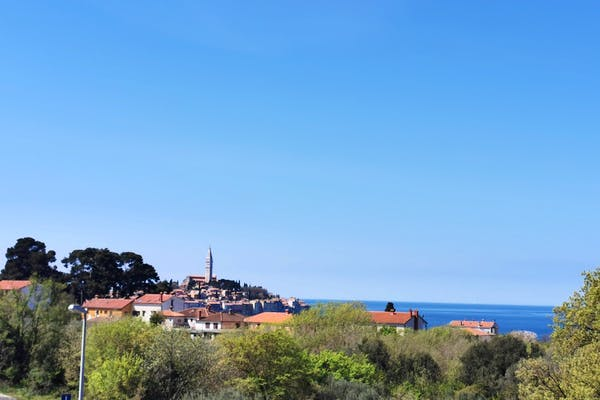 Newly built apartments for sale in Rovinj