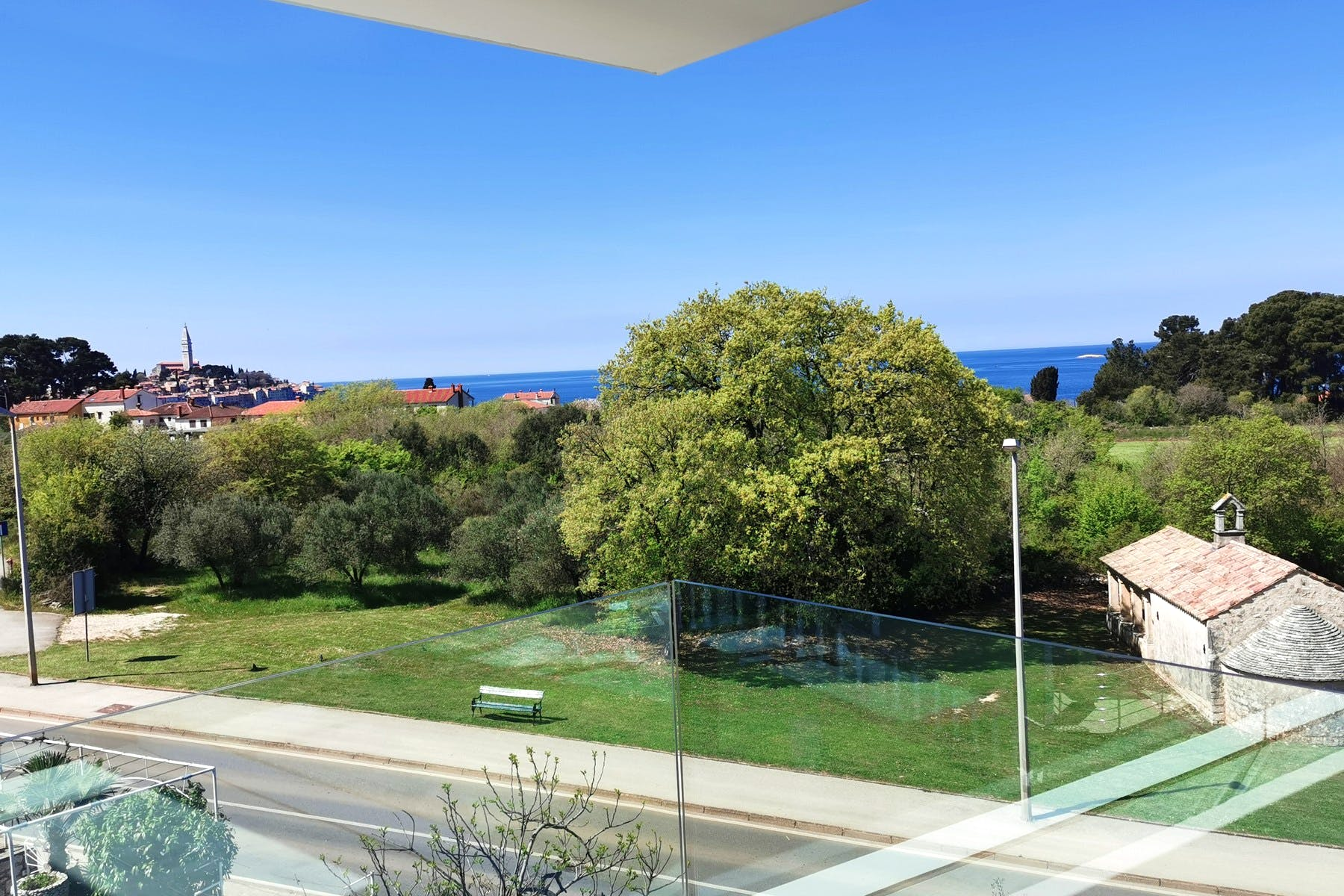 Upscale apartments for sale in Rovinj