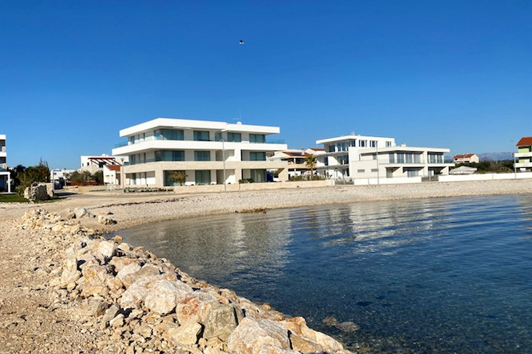 Sea view apartments for sale
