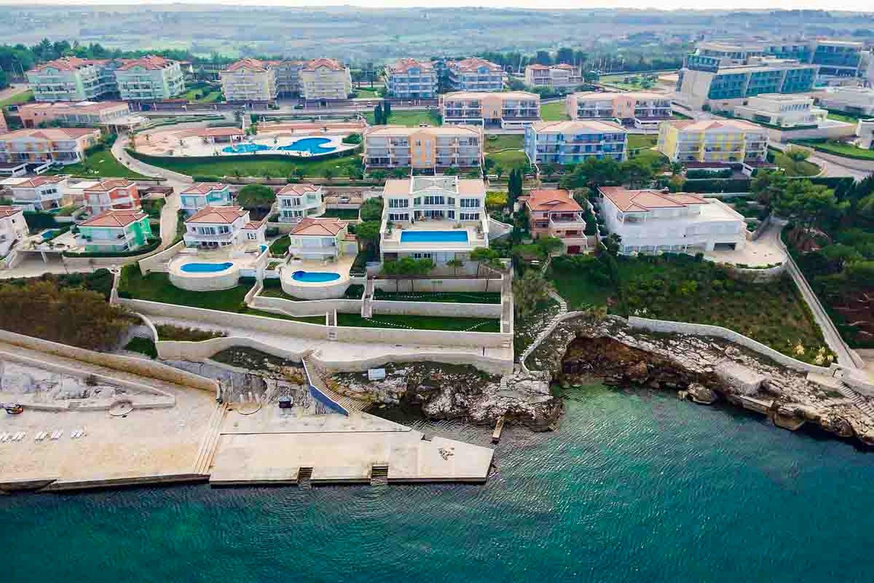 Prodaje se luksuzna vila u Istri