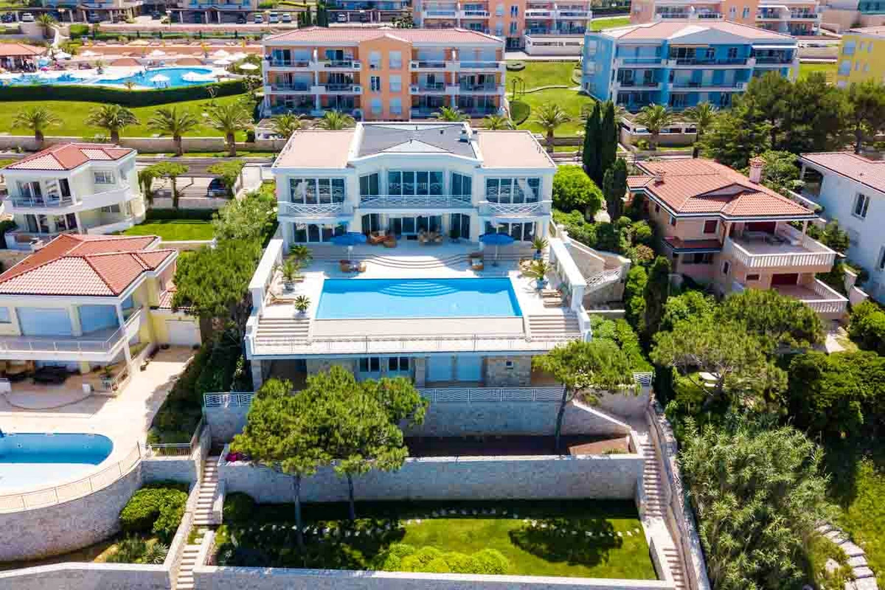 Luksuzna vila na jedinstvenoj poziciji u Istri