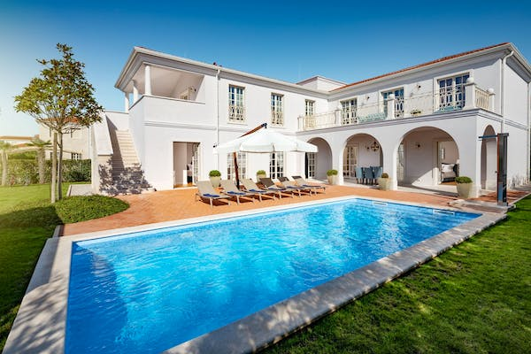 Luxury villas in resort in Istria for sale