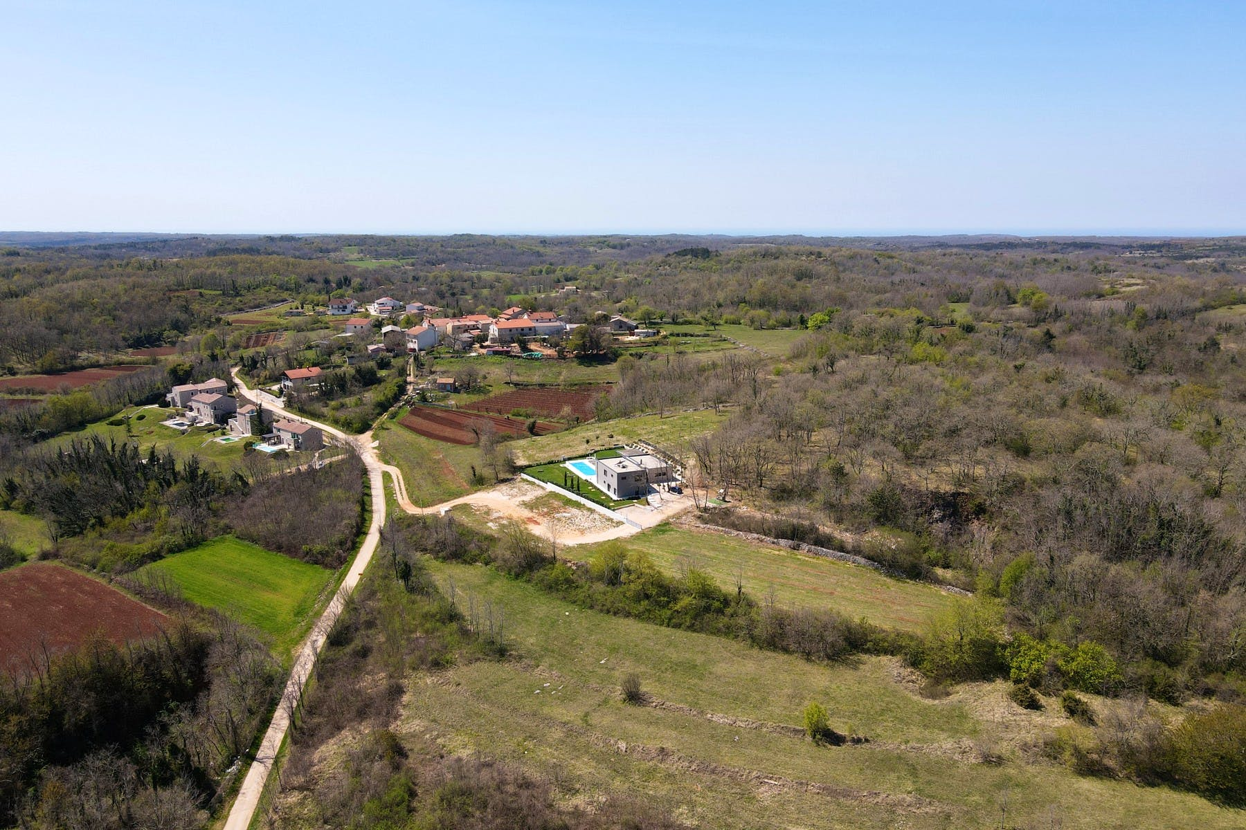 Land in central Istria for sale