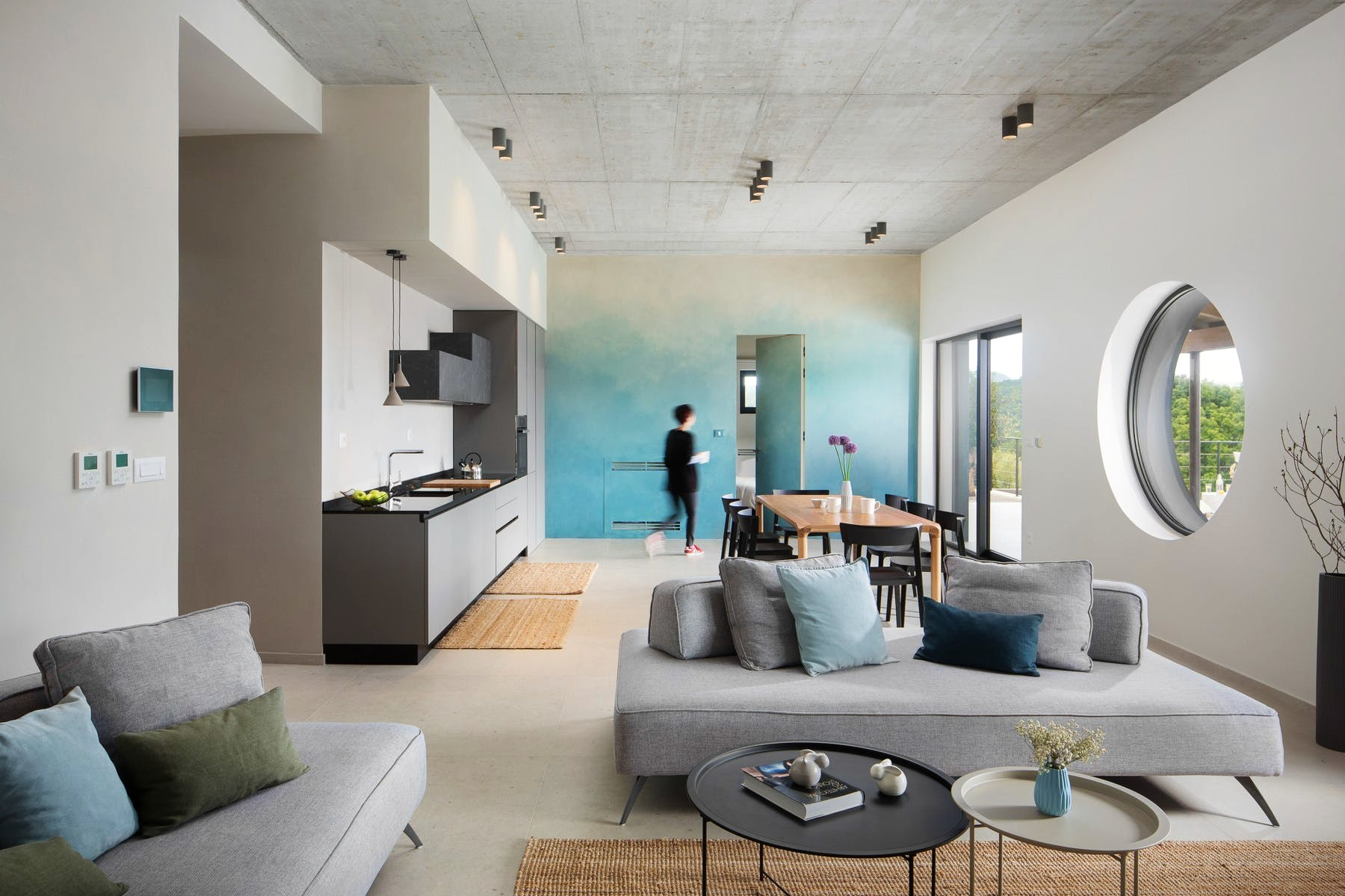 OPen space living area