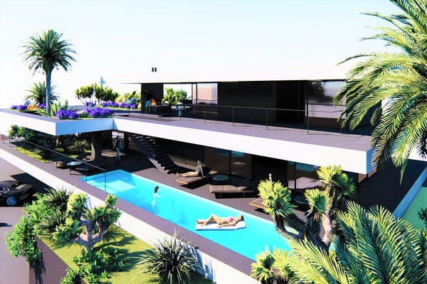 Building plot with project near Opatija for sale