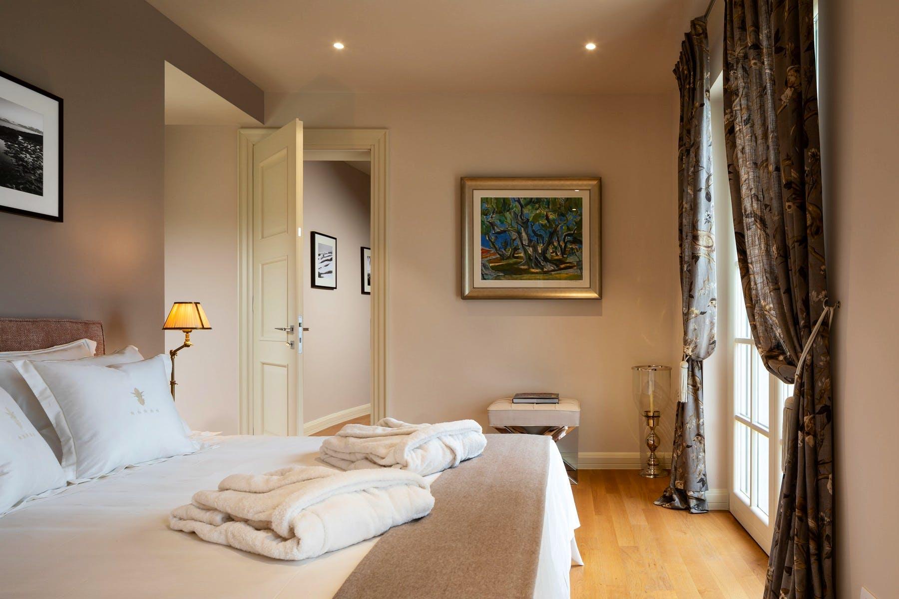 Double bedroom design
