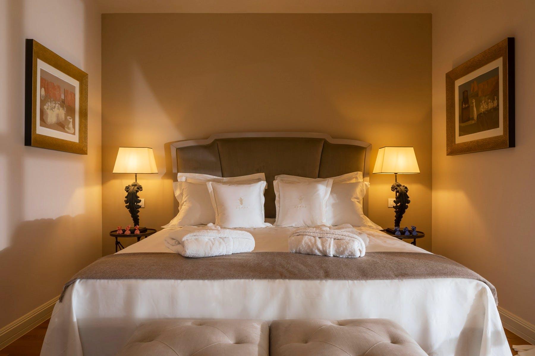 Double bedroom decor