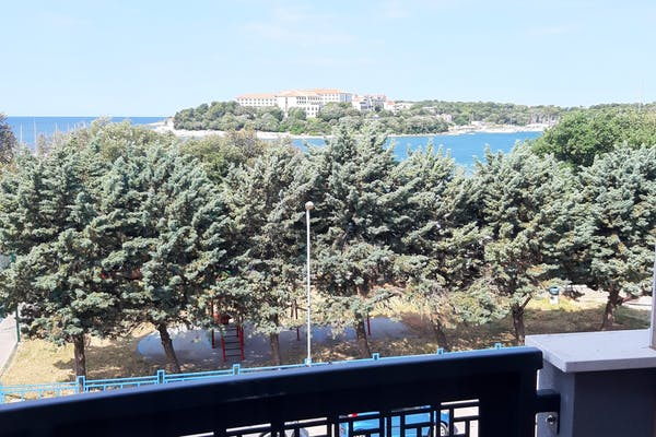 Newly built apartments for sale in Pula