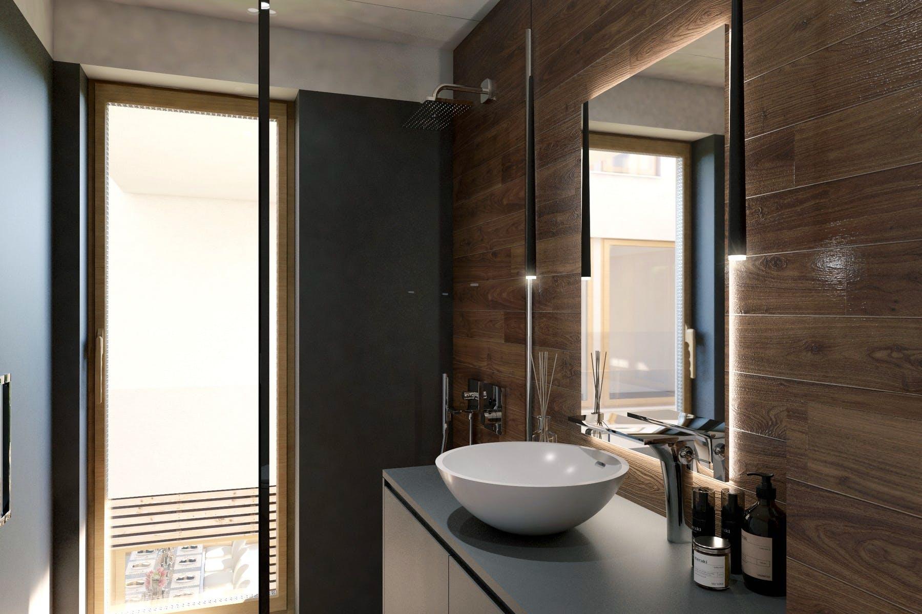 Moderni dizajn kupaonice